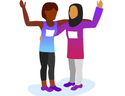 Pressmeddelande: Systerskap ska främja välmåendet bland flickor