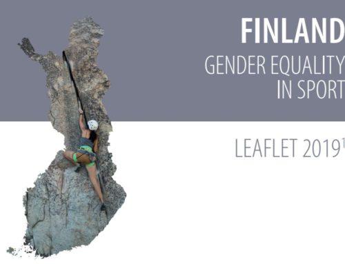 All IN forskning – egna resultat för Finland