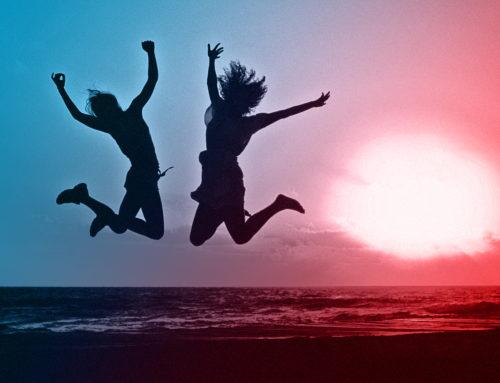Drömmarnas motionsdag sker i år hemma och på sociala medier