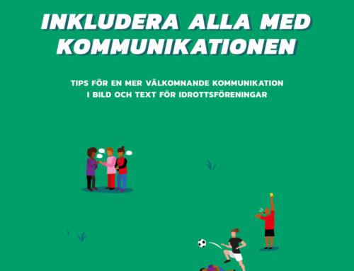 Inkludera alla med kommunikationen!