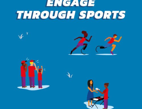 Engage through sports